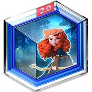 Disney Infinity 2.0 Disney Originals Power Disc Merida Brave Forest - EE688271