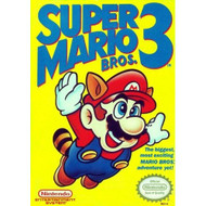 Super Mario Bros 3 For Nintendo NES Vintage Family/kids - EE688304