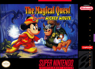 The Magical Quest Starring Mickey Mouse For Super Nintendo SNES - EE688440