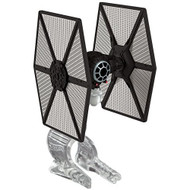 Hot Wheels Star Wars The Force Awakens First Order Tie Fighter Vehicle - EE688553