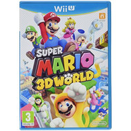 Super Mario 3D World Nintendo Wii U With Manual and Case - ZZ688578