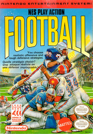 NES Play Action Football For Nintendo NES Vintage - EE688630