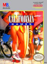 California Games For Nintendo NES Vintage - EE688635