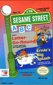 Sesame Street A B C Letter-Go-Round And Ernie's Big Splash For - EE688649