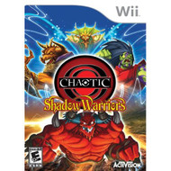 Chaotic: Shadow Warriors For Wii And Wii U Strategy With Manual And - EE689005