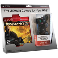 Resistance 2 And Dualshock 3 Controller Bundle PlayStation 3 - ZZ689204