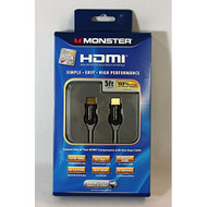 Monster HDMI High Definition Multimedia Interface For PlayStation 3 PS - EE689314