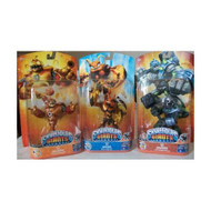 Skylanders Giants Figures Character Packs Bundle With Bouncer Swarm - EE689371