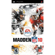 Madden NFL 10 Sony For PSP UMD Football - EE689412