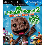 PS3 Little Big Planet 2 Game For PS3 - ZZ689652