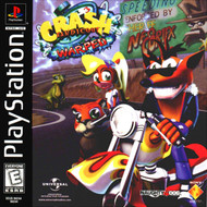 Crash Bandicoot 3: Warped For PlayStation 1 PS1 With Manual And Case - EE689832