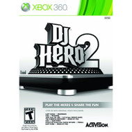 DJ Hero 2 Software Stand-Alone Software For Xbox 360 - EE689864