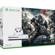 Microsoft Xbox One S Gears Of War 4 1TB Console Bundle - ZZ690278