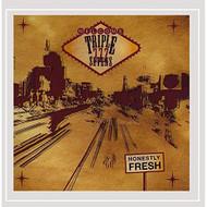 Honestly Fresh By Triple Sevens On Audio CD Album 2016 - EE690566