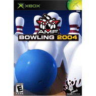 AMF Bowling 2004 For Xbox Original With Manual And Case - EE691328