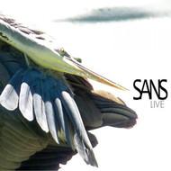 Sans Live By Sans On Audio CD Album 2014 - EE691380