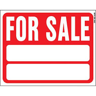 """Hy-Ko Sign Red 15"""" X 19"""" For Sale Auto Plastic - EE690975"""