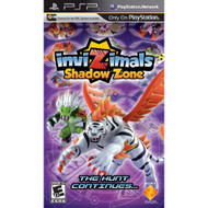 Invizimals 2: Shadow Zone Sony For PSP UMD - EE691679