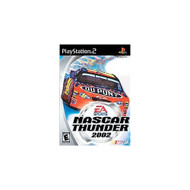 NASCAR Thunder 2002 For PlayStation 2 PS2 Racing With Manual And Case - EE691770