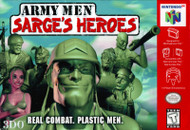 Army Men Sarge's Heroes For N64 Nintendo - EE690803