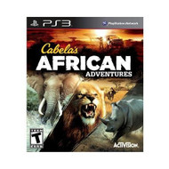 Cabela African Adventure PS3 For PlayStation 3 - EE691915