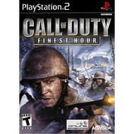Call Of Duty Finest Hour For PlayStation 2 PS2 COD - EE692307