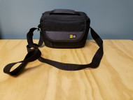 Caselogic Camera Bag With Shoulder Strap Black Camcorder: Standard - EE692329