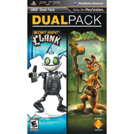 Daxter And Secret Agent Clank UMD Dual Pack For PSP With Manual And - EE692417