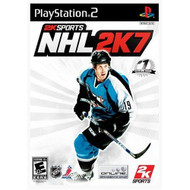 NHL 2K7 For PlayStation 2 PS2 Hockey - EE692468