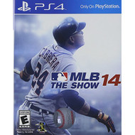 MLB 14: The Show For PlayStation 4 PS4 Baseball - EE690630