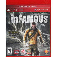 Infamous For PlayStation 3 PS3 - ZZ692541