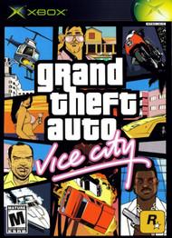 Grand Theft Auto Vice City For Xbox Original - EE692585