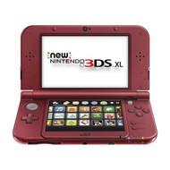 Nintendo New Model 3DS XL Red By Nintendo - ZZ692765