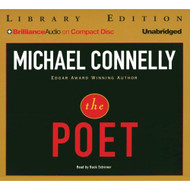 The Poet By Connelly Michael Schirner Buck Reader On Audiobook CD - EE692956
