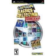 Capcom Classics Collection Remixed Sony For PSP UMD Arcade - EE693046