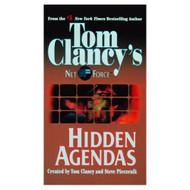 Hidden Agendas Tom Clancy's Net Force No 2 By Clancy Tom Pieczenik - EE693097
