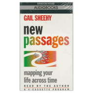 New Passages By Gail Sheehy On Audio Cassette - EE693117