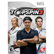 Top Spin 3 For Wii - EE693136