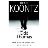 Odd Thomas By Koontz Dean Baker David Aaron On Audio Cassette - EE693189