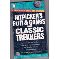 Nitpicker's Fun And Games For Classic Trekkers By Farrand Phil Crosby - EE693229