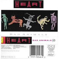 Bad Animals By Heart On Audio Cassette - EE693256