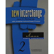 New Interchange Class Audio Cassettes 2: English For International - EE693338
