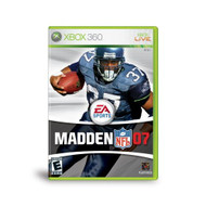 Madden NFL 07 For Xbox 360 Football - EE693557