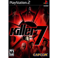 Killer 7 For PlayStation 2 PS2 - EE694019