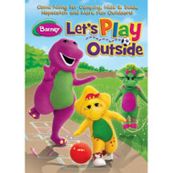 Barney: Let's Play Outside Software Comedy - EE694051