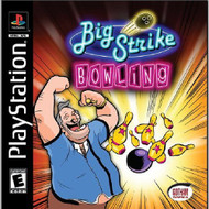 Big Strike Bowling PlayStation For PlayStation 1 PS1 - EE694080