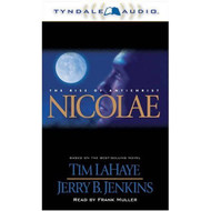 Nicolae The Rise Of Antichrist Left Behind #3 By Lahaye Tim Jenkins - EE694384