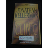 The Clinic Abridged 4 Set By Johathan Kellerman John Rubinstein - EE694477