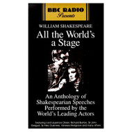 All The World's A Stage: BBC BBC Radio Presents By William Full Cast - EE694482