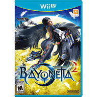 Bayonetta 2 Single Disc For Wii U With Manual And Case - EE694601